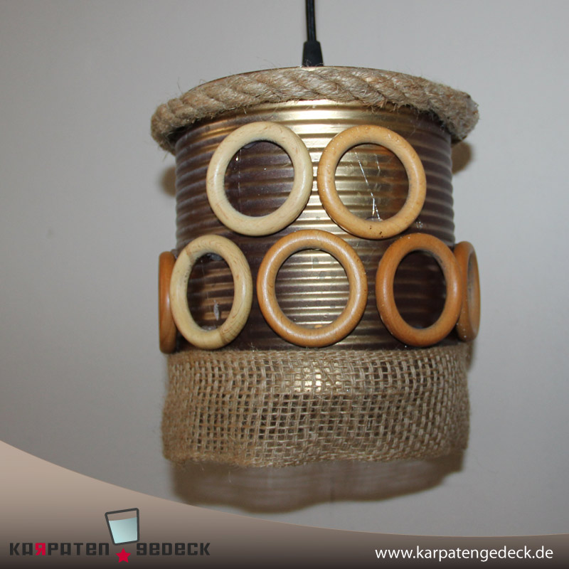 Deckenleuchte, Designerlampe, Einzelstück, Elsteraue, Lampenschirm, Karpatenlampe, Kunst, Kreativität, Umweltschutz